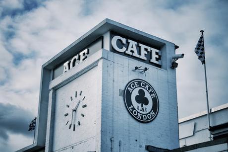 The Nightly #London #Photoblog The Ace Cafe @acecafelondon
