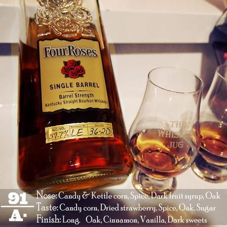 Four Roses Single Barrel LE 36-2D Review