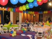 Tips Carnival Decor Party