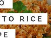 Paleo Indian Rice Recipe Tomato 'Rice'