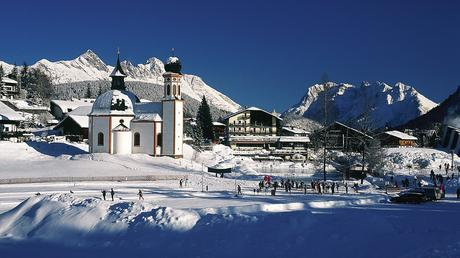 Seefeld – Village in Austria