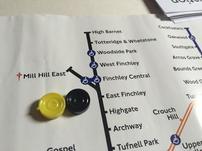 #SchoolHolidays Mind The Gap! A Home Made Board Game of The #London Underground @ltmuseum