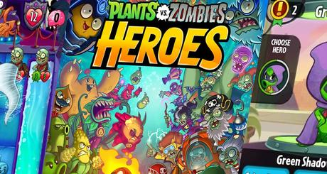 Plants vs. Zombies™ Heroes APK v1.4.14 Download + MOD + DATA