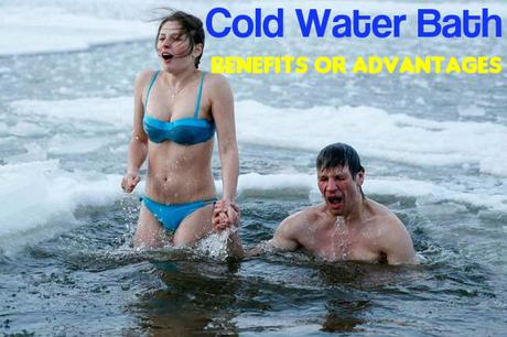 Cold Water Bath Benefits