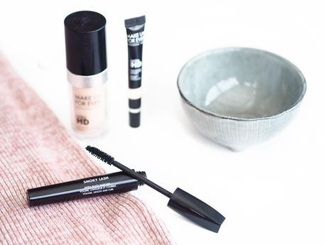 MAKE UP FOREVER - MINI HAUL/REVIEW