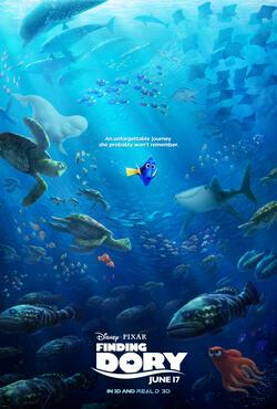 Today's Review: Finding Dory