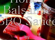 Honey Balsamic Sauce