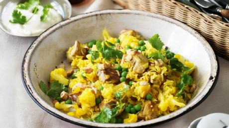 Paleo Indian Rice Recipe - Chicken Pilau