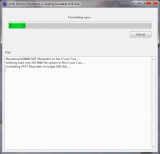 Make Bootable Thumbdrives Using FlashBoot Software