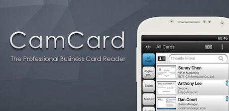 CamCard – Business Card Reader APK v7.3.0 Download