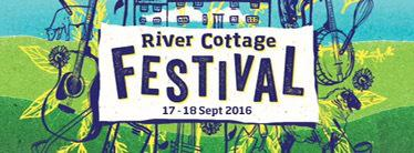 Competition: Win 2 weekend tickets to the first ever River Cottage Music Festival! (17th – 18th September)