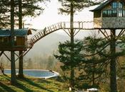 Group Friends Built This Stunning, Luxury Treehouse