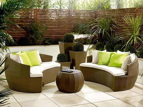 7 Great Qualities of Rattan Furniture When Used In The Garden