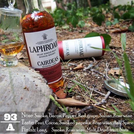 Laphroaig Cairdeas 2016 Madeira Cask Review