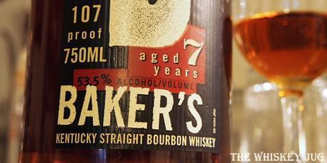 Baker's Bourbon Label