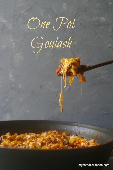 One Pot Goulash