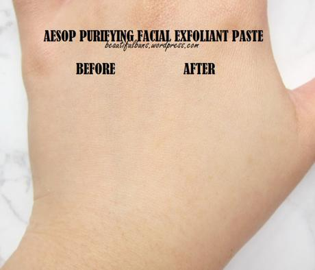 Aesop Purifying Facial Exfoliant Paste (6)