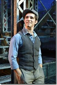 Review: Newsies (Broadway in Chicago, 2016)