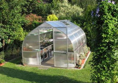 Portable Greenhouse Kits For Inside Home