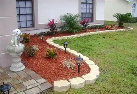 Popular And Best Mulch Landscaping Ideas
