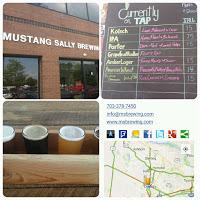#VABreweryChallenge - Mustang Sally Brewing Company (#41)