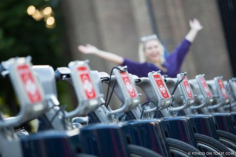 Fitness On Toast Faya Blog Girl Healthy Santander Cycle Tower Bridge London Boom Cycle Unlock London-27