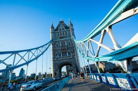 Fitness On Toast Faya Blog Girl Healthy Santander Cycle Tower Bridge London Boom Cycle Unlock London-17