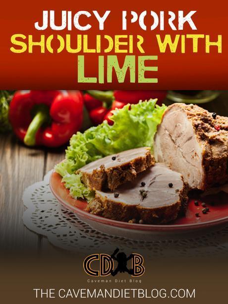 paleo dinner recipes pork shoulder with lime main image