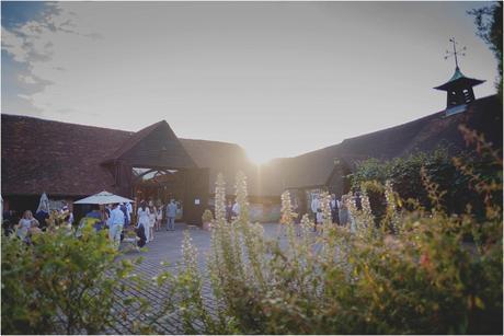Old Luxters Barn Wedding
