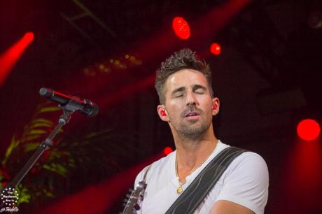 American Love: Jake Owen at Boots & Hearts 2016!