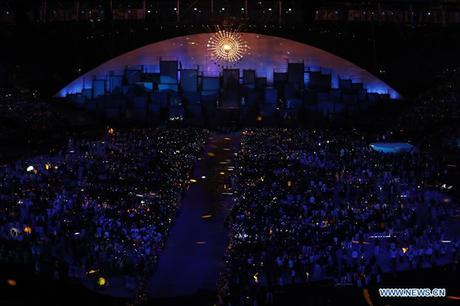 2016 Summer Olympic Opening Ceremony - Rio de Janeiro (entire ceremony)