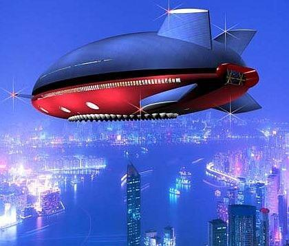 The flying hotel : the new concept makes possible to land in remote places