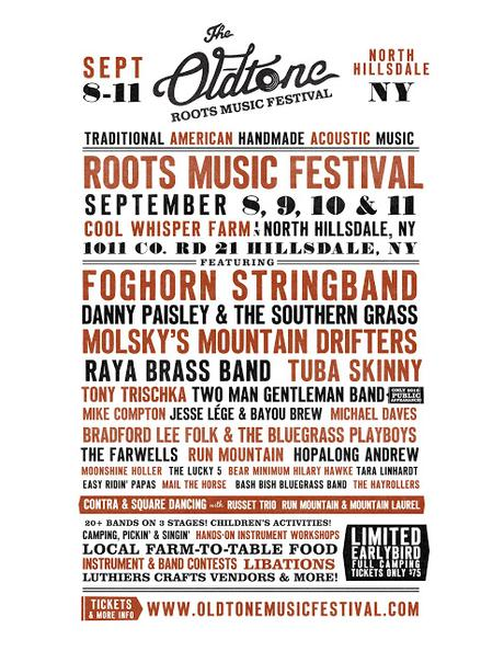 Hold on to Your Socks, the OLDTONE ROOTS MUSIC FESTIVAL is Going to Blow Them Off!