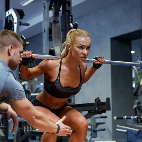 Burn Stomach Fat With Weight Training