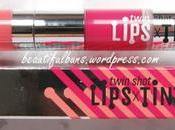 Review: Etude House Twin Shot Lips Tint Happy Ending Pink