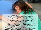 #Wo2CrossCountry: Columbus, Ohio Louis, Missouri
