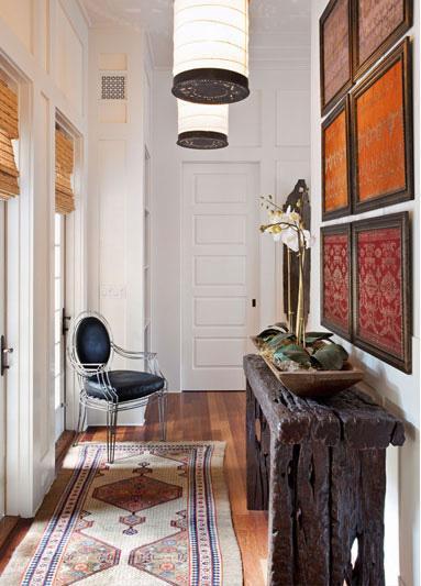 Foyer Rug Vegan : Beautiful transitional interiors by design dirm olivia o
