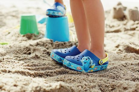 WIN a Crocs Finding Dory Prize Package!
