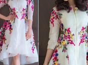 Look Amazed Floral Fashion Attire Like Bollywood Divas!