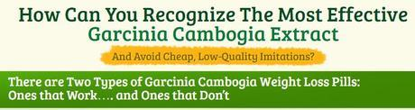 Garcinia Cambogia Ultra Slim Review