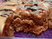 Vegan Spelt Cinnamon Rolls with Cashew Caramel Drizzles!