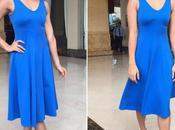 SPOTTED Jacqueline Fernandez FENDI Flying Jatt Promotions