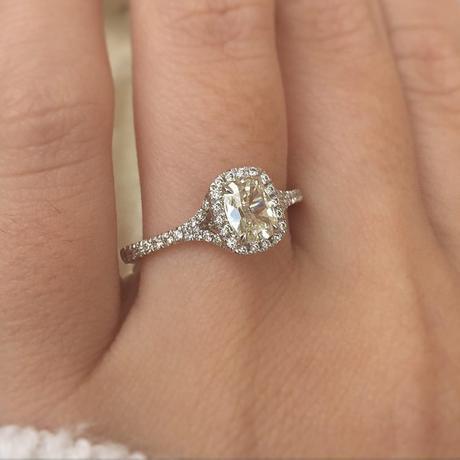 engagement rings under 5000 dollars henri daussi edition 34 ct tw