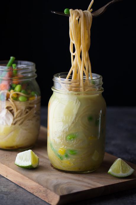 Thai Coconut Instant Noodles-6