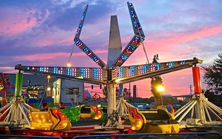 State Fair rides 1