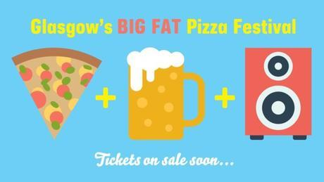 Glasgow pizza festival