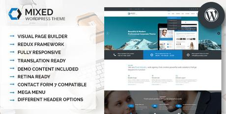 WordPress Themes For September 2015