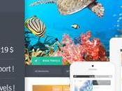 Best WordPress Travel Themes July 2015