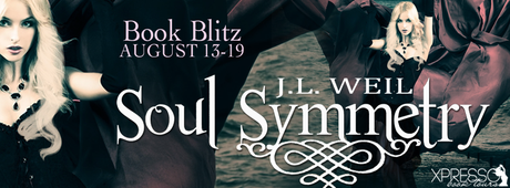 Soul Symmetry by J.L. Weil @XpressoReads  @JLWeil