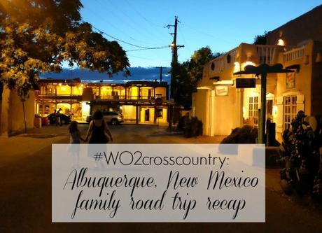 #WO2crosscountry: Albuquerque, New Mexico
